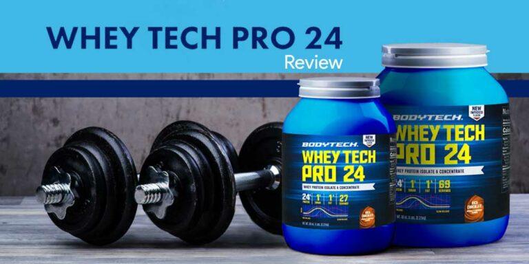 BodyTech Whey Tech Pro 24 Review