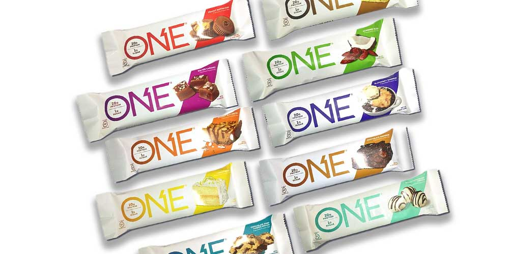 Vegan Oh Yeah One Bar Protein Flavors