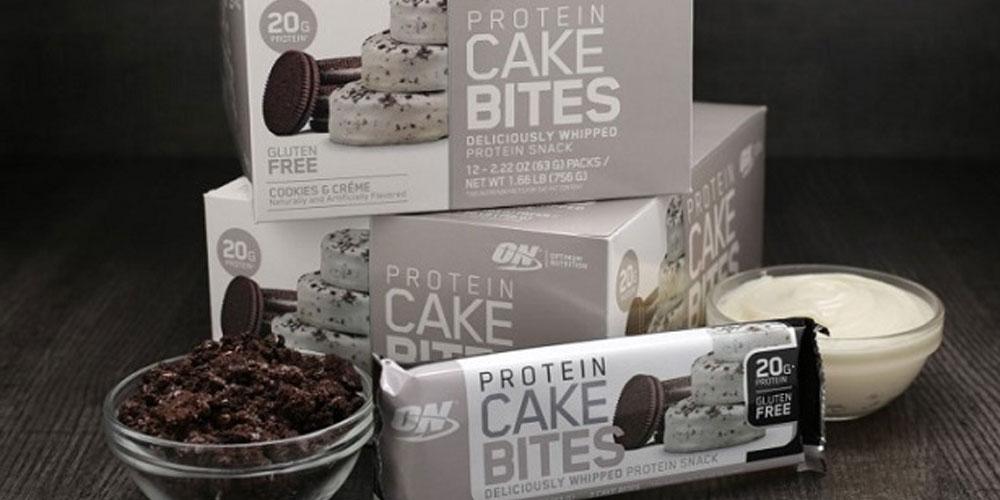 Optimum Nutrition Protein Cakes