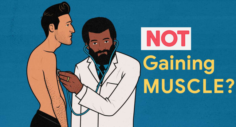 Why Am I Not Gaining Muscle? – 5 Probable Reasons