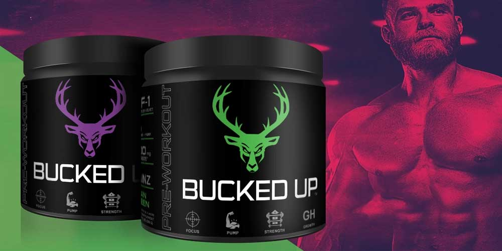 bucked up preworkout