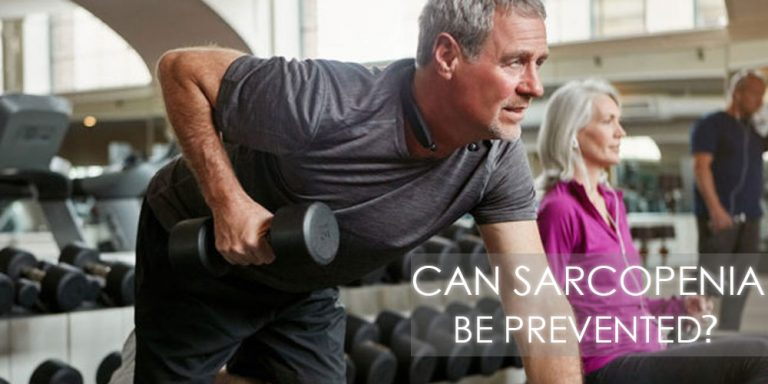 Can Age-Related Muscle Weakening Be Prevented?